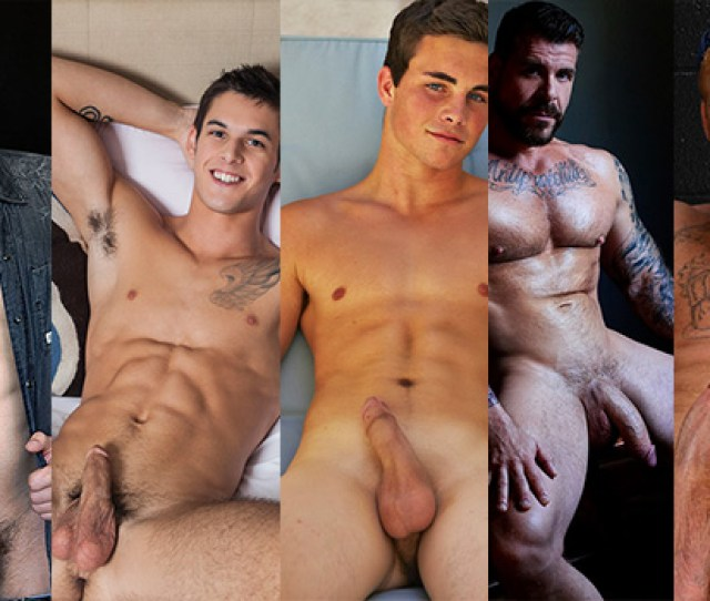 The 25 Hottest Gay Porn Newcomers Of 2014