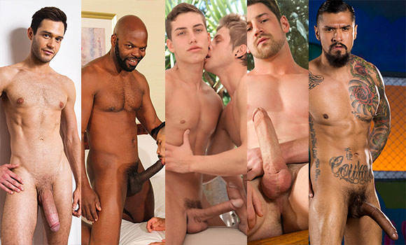 The 14 Biggest Dicks In Gay Porn Right Now
