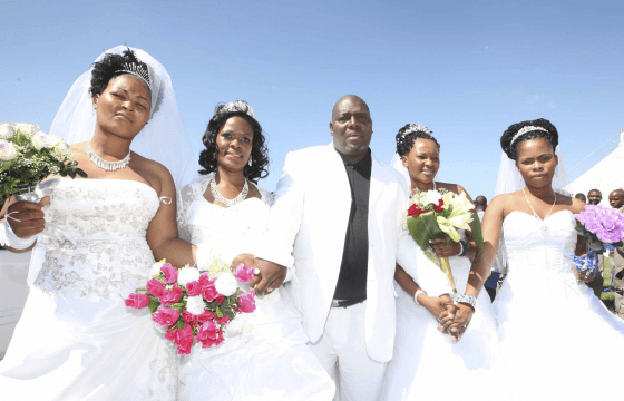 Polygamy is a major issue in Africa for the church, but not so much elsewhere
