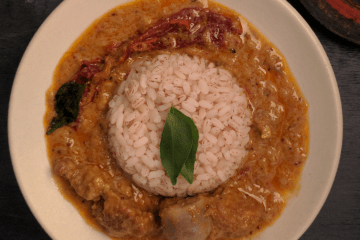 Mutton Curry - Kerala Style (Naadan Mutton/Lamb/Goat Curry)