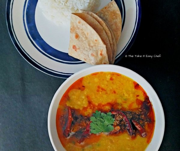 Dal Tadka - the only recipe you'll need