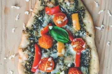 Image of Pesto Pizza