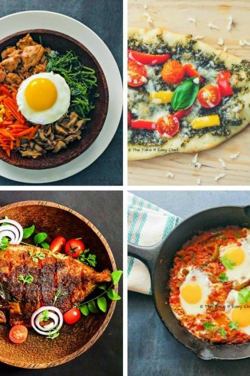 Top recipes from 2017