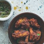 Easy Indian Chicken Wings