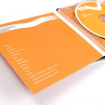 CD Digipak Template