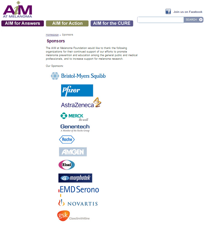AIM-at-melanoma-Sponsors