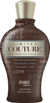 Limited Couture tanning lotion for healthy indoor tanning
