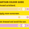 Smartsun-wristband-colour-guide