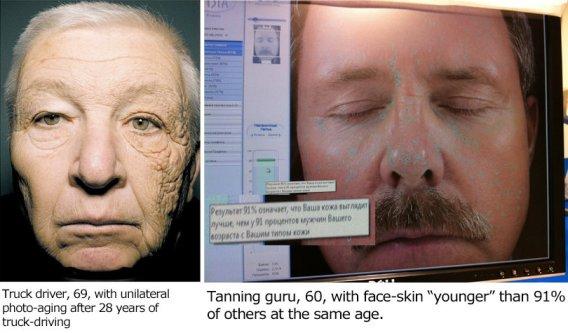 Tanning-advice