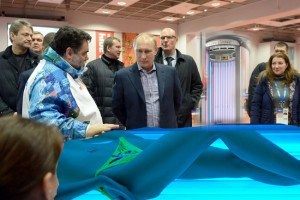 Sunbeds - Russia's secret weapon for optimal athletic performance.