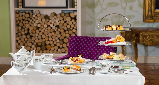 Festive AfternoonTea Ferrycarrig Hotel