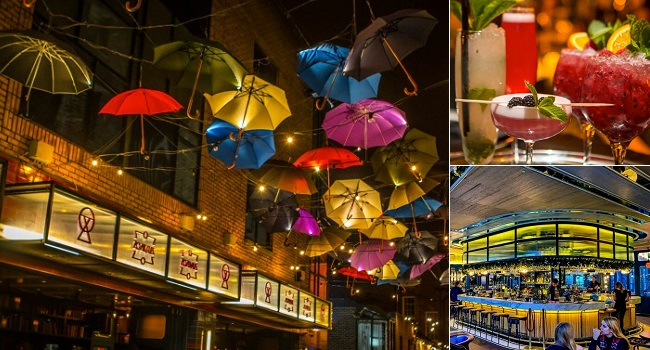 Zozimus Bar, Anne St South, Dublin 2