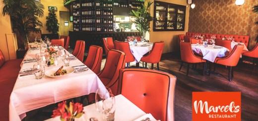 Marcel's Ballsbridge Restaurant Review