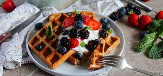 Protein Vegan Waffles Recipe