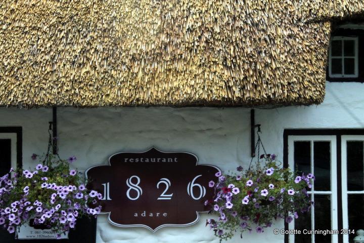 Overview – Restaurant 1826 Adare, Co. Limerick