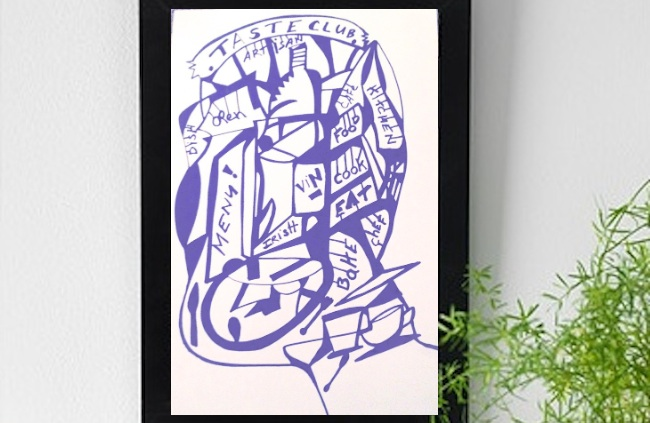 Win a signed & framed original drawing from Nick Munier - Closed