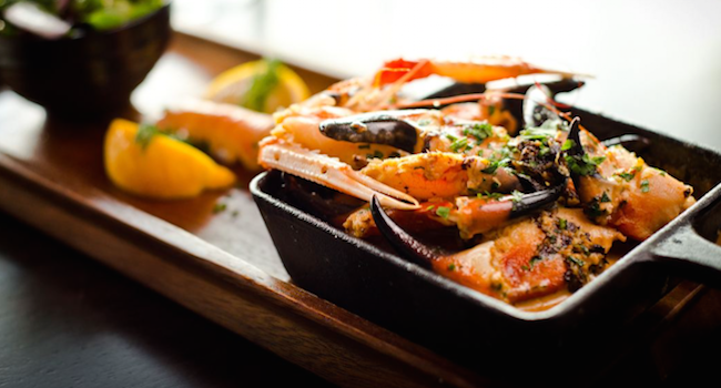 Savour Salthill's Newest Restaurant - The Fisherman