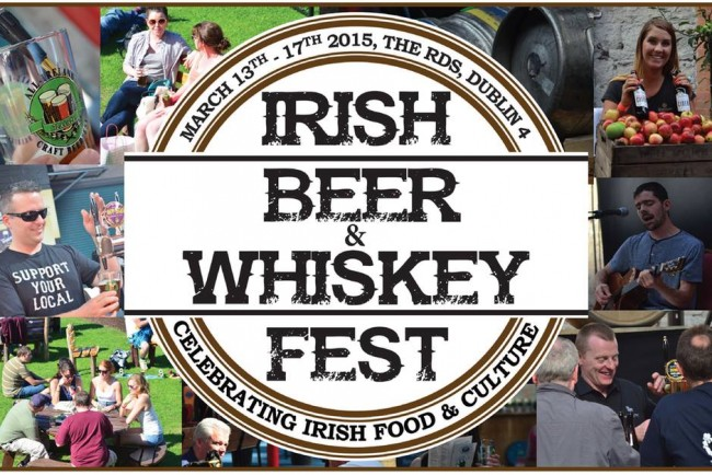 Irish Craft Beer and Whiskey Festival Dublin