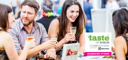 Taste of Dublin - Taste Lovers Ticket - Special Double Day Entry Ticket plus complimentary glass of Champagne Taittinger only €10