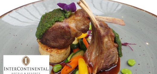 Win a table for two and bottle of house wine for Sunday Lunch at InterContinental Dublin - Closed