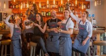 Oliver Dunne on His Newest Venture Beef & Lobster