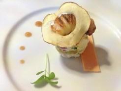 Delphi Resort Salad of Killary Lobster
