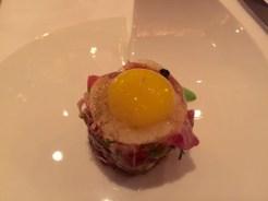 Thornton's Restaurant Tuna Tartare