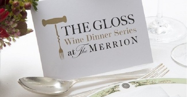 Wine & Dine at the Merrion this October with The Gloss Wine Dinner Series