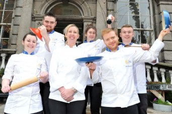 Euro-toques Young Chef of the Year 2015