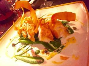 Rive Gauche Monkfish