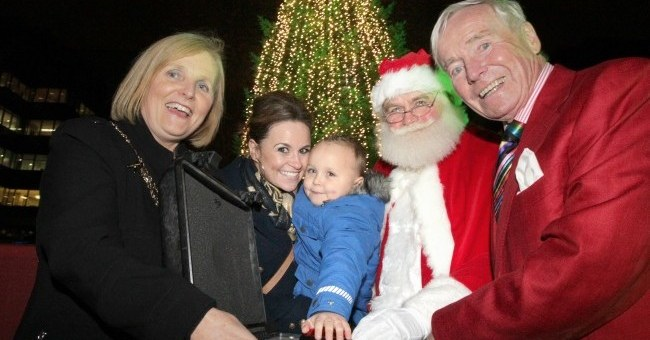 Ireland's Largest Ever Christmas Market I BELIEVE™ Now Open