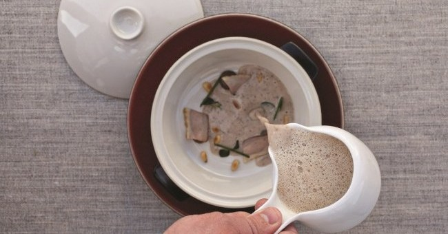Neven Maguire mushroom soup