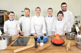 Clare Smyth Euro-Toques Young Chef of the Year