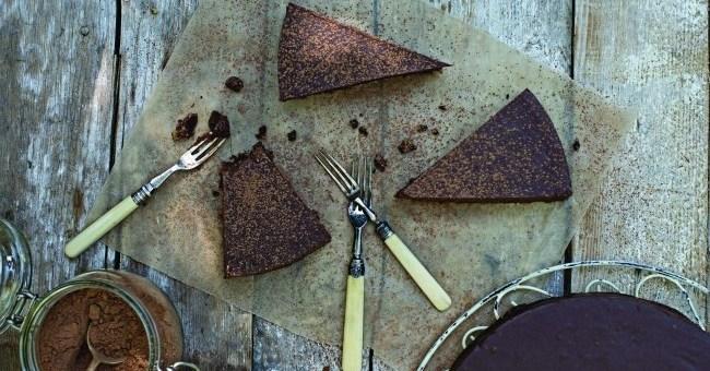 Susan Jane White Chocolate Torte