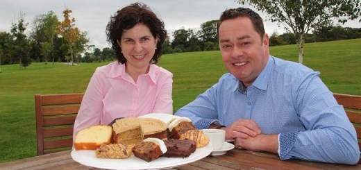 Denise O' Callaghan and Neven Maguire