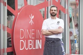 Andrew Rudd Dine in Dublin