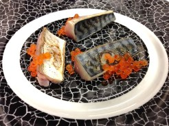 Mackerel, Trout Caviar