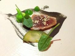 Tuna, Cucumber & Apple