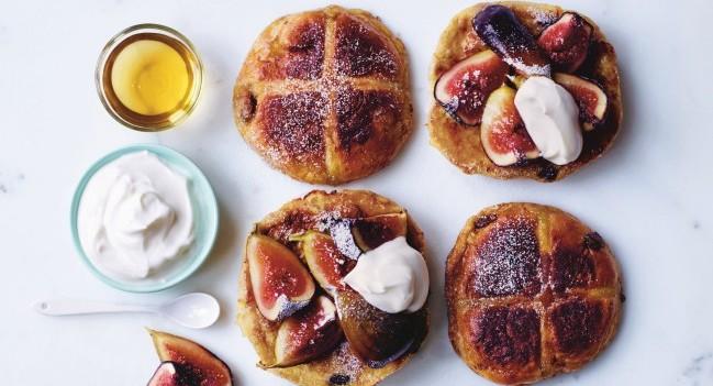 M&S St Clements Hot Cross Buns give Easter a Citrus Twist