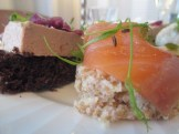 Dylan Easter Afternoon Tea Salmon