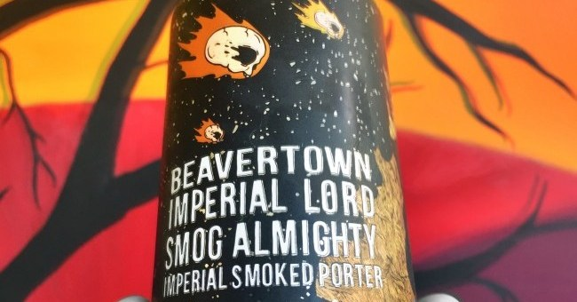 Beavertown Imperial Lord Smog Almighty