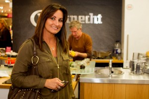 Annette Rocca at Bauknecht Cooking Demonstration in Arnotts, Saturday 16th April
