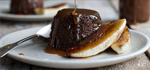 Sticky Toffee Pudding Recipe By Chef Gearóid Lynch