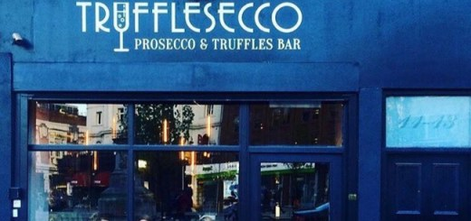 Trufflesecco: New London Bar Dedicated to Both Italian Pleasures