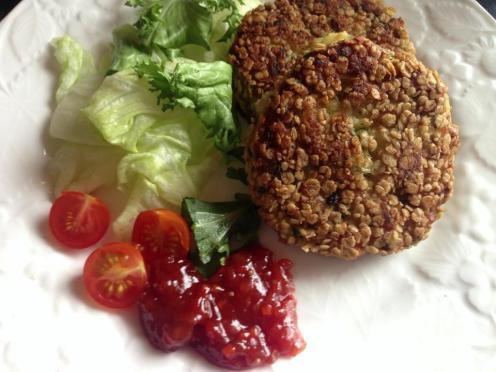 Fish Cakes from Sea Gastronomy