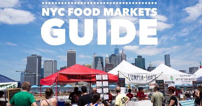 NYC Food Markets