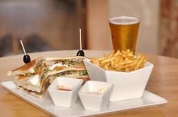 Octagon Bar - Clarence Club Sandwich