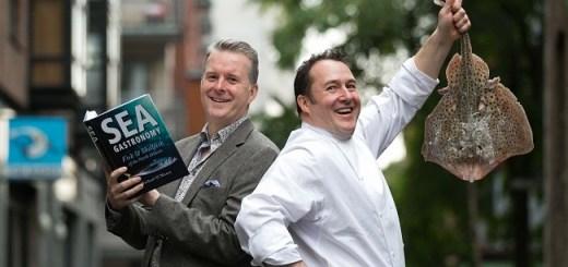 Michael O Meara Sea Gastronomy Cookbook