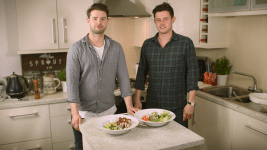 Burrito Bowl Recipe by Theo Kirwan from Sprout & Co