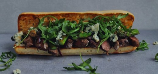 Brian French Steak Sandwich